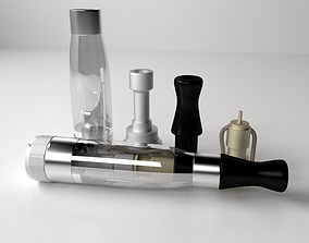 Clearomizer 3D model