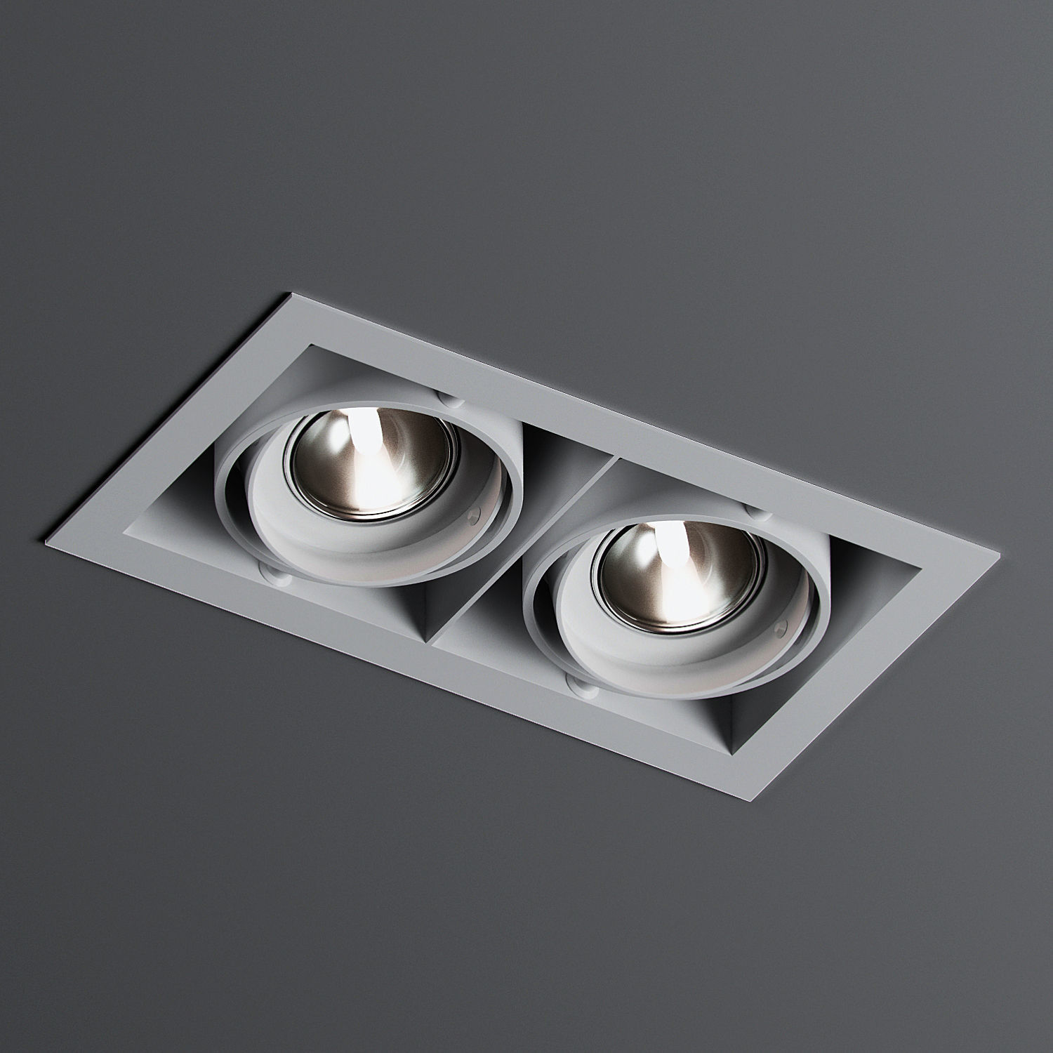 MINIGRID IN 2 50 Recessed Lamp by Delta Light