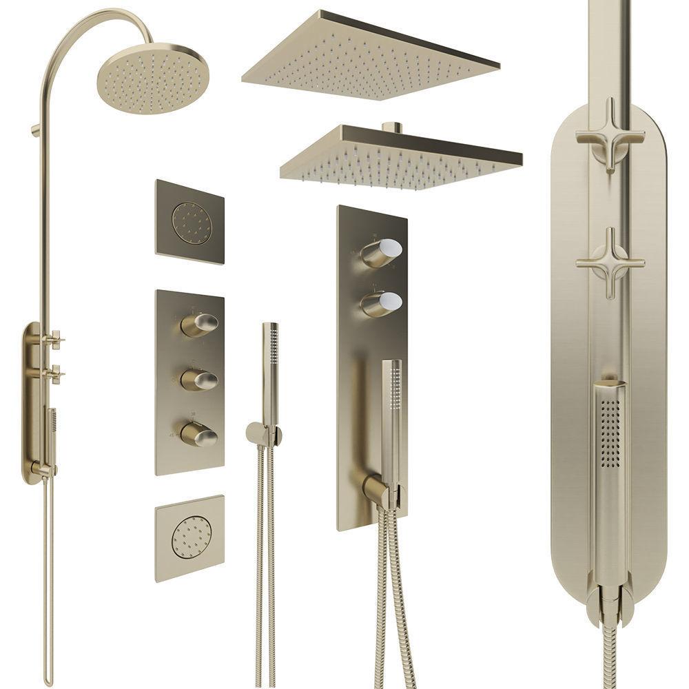 Shower systems Armani Roca Set 1