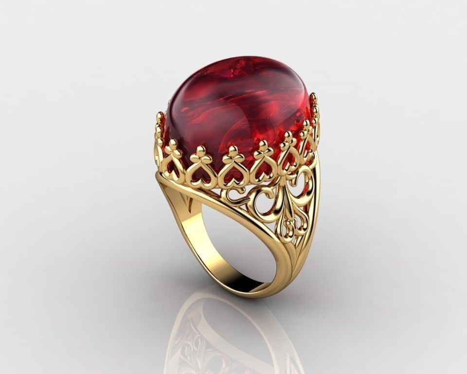 Chandi Ring Design