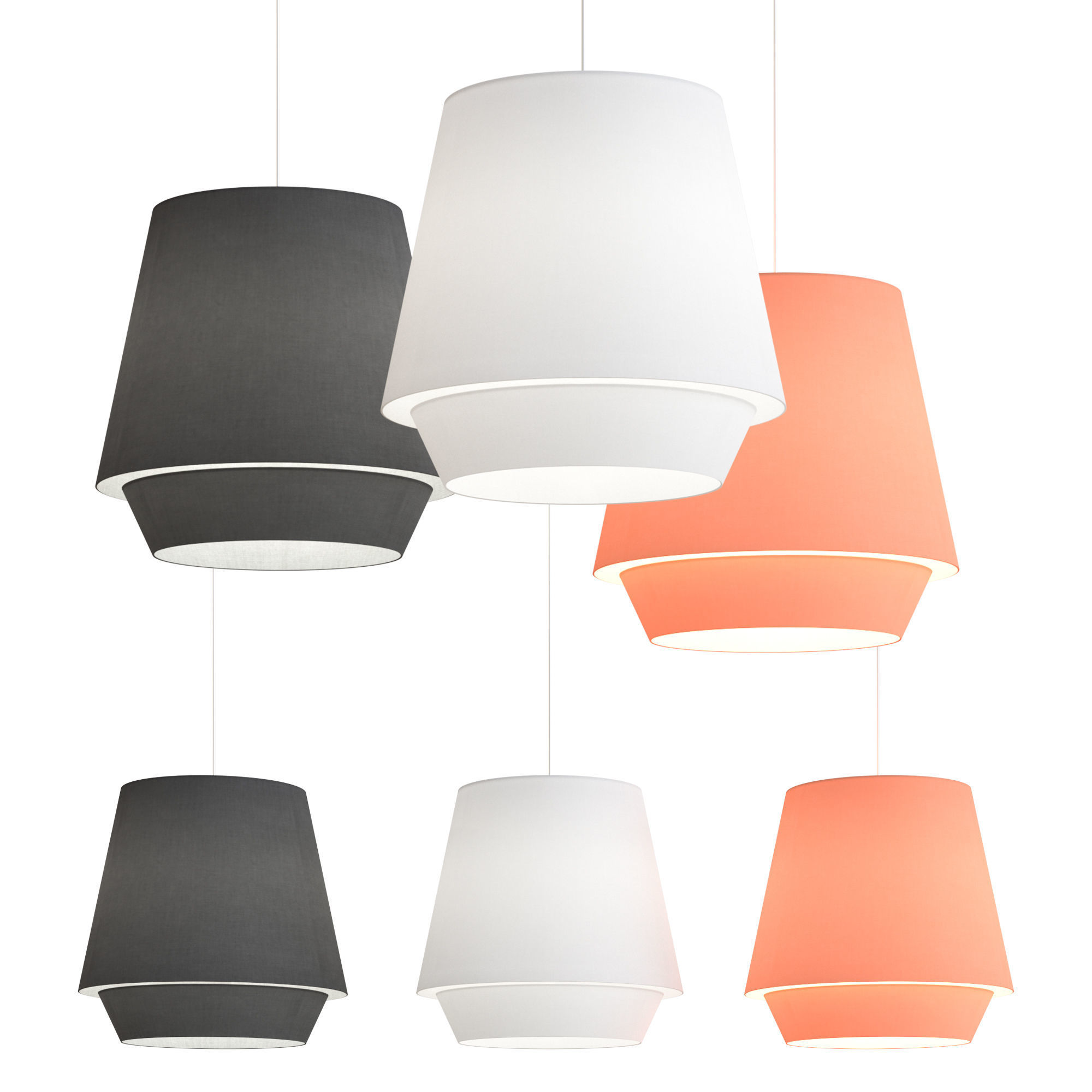 Zero Elements XL ceiling lamp