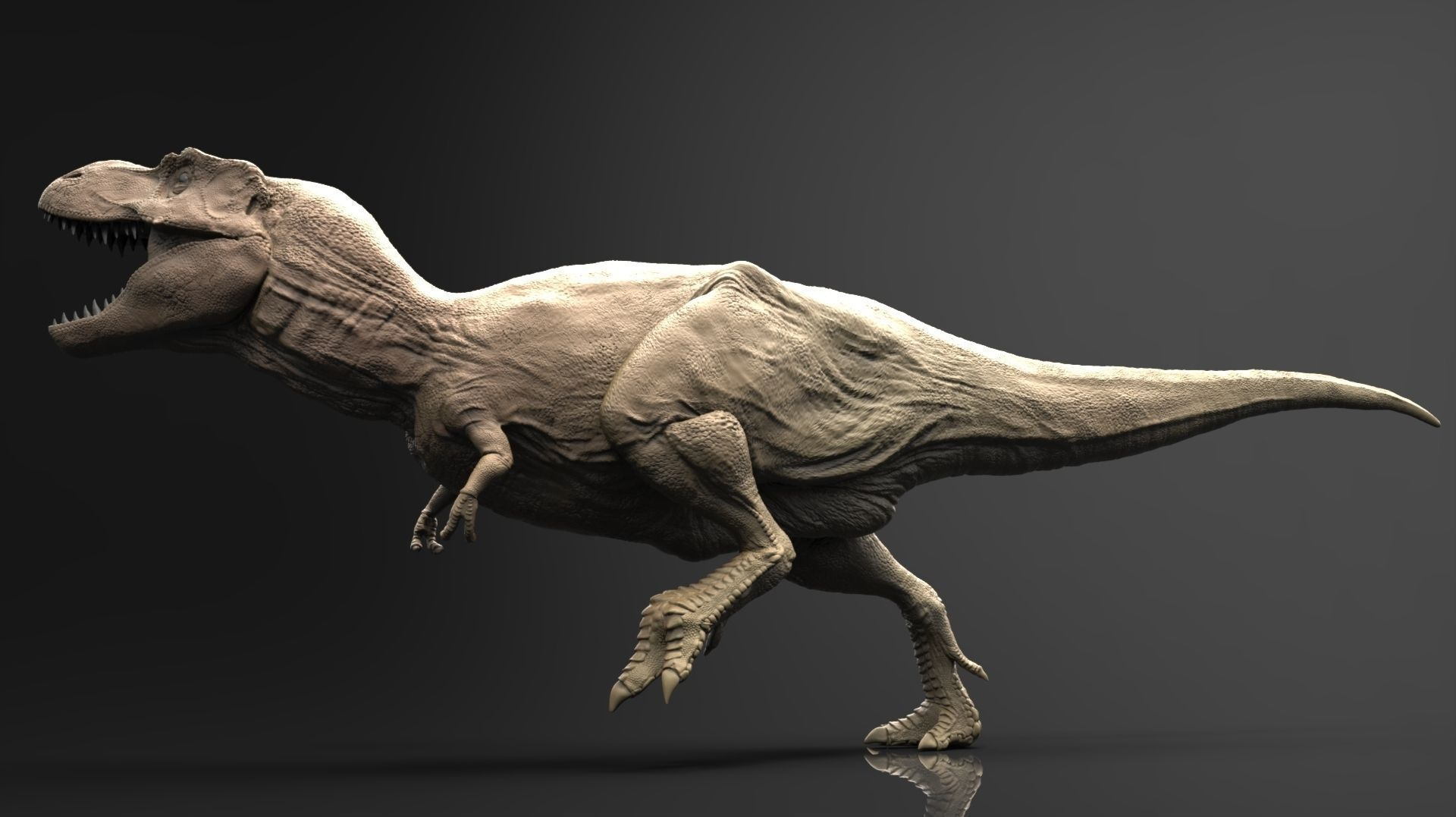Realistic T Rex High Poly 3d Model Cgtrader