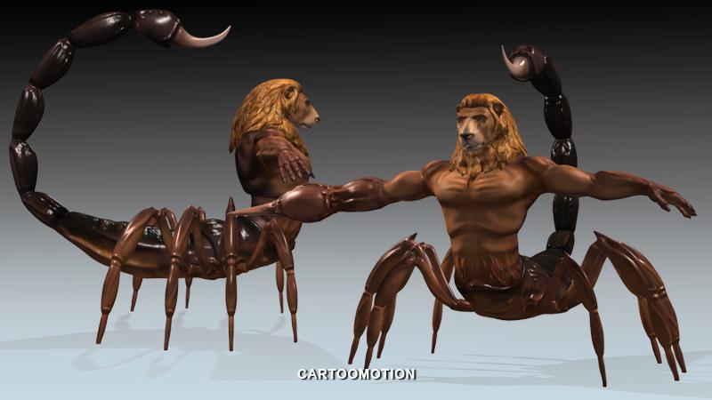 on-lev-ona-skorpion-seks