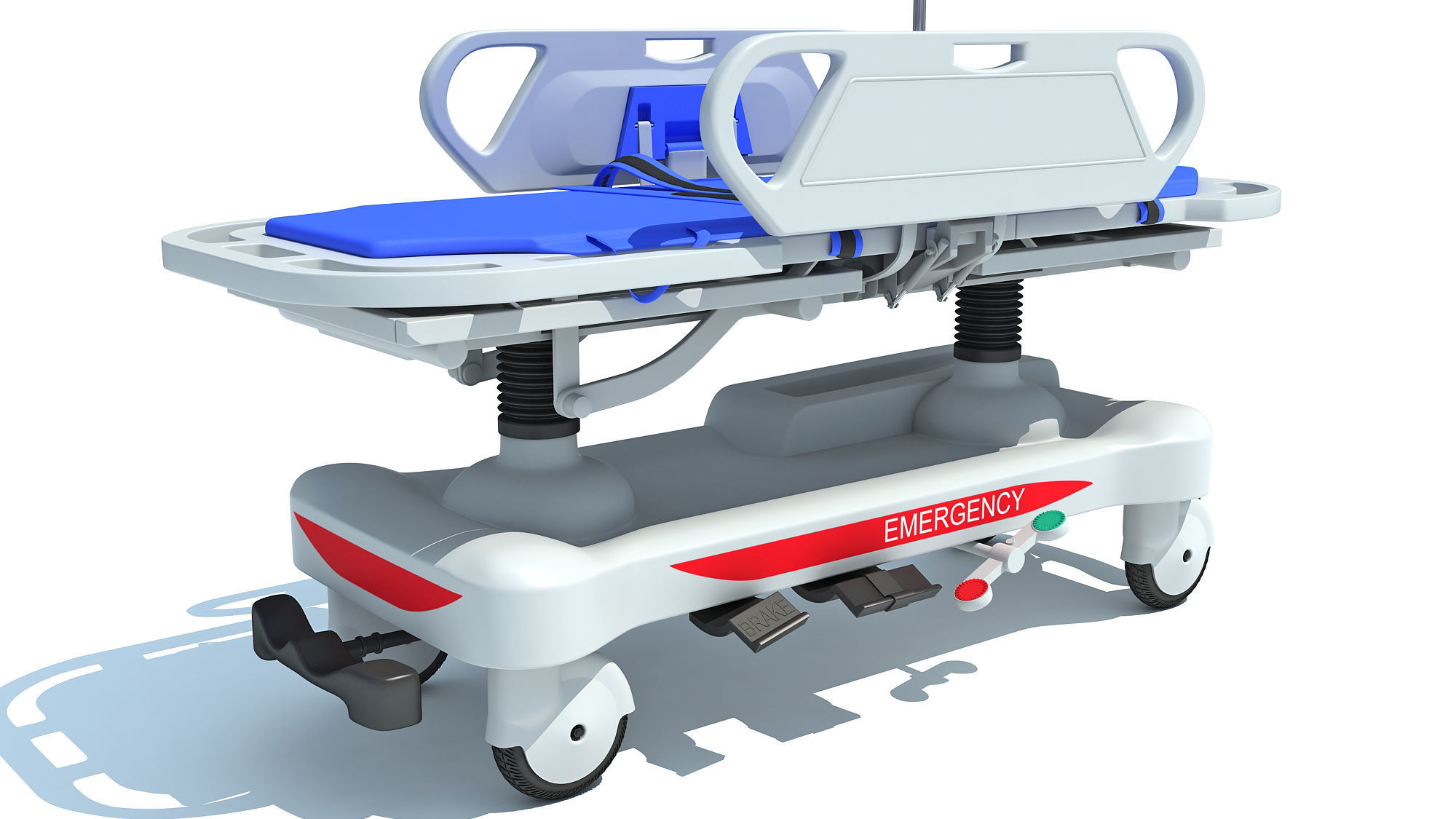 Patient Transfer Medical Stretcher