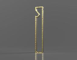 bottle opener rescue ring free 3d model stl sldprt sldasm slddrw. Black Bedroom Furniture Sets. Home Design Ideas