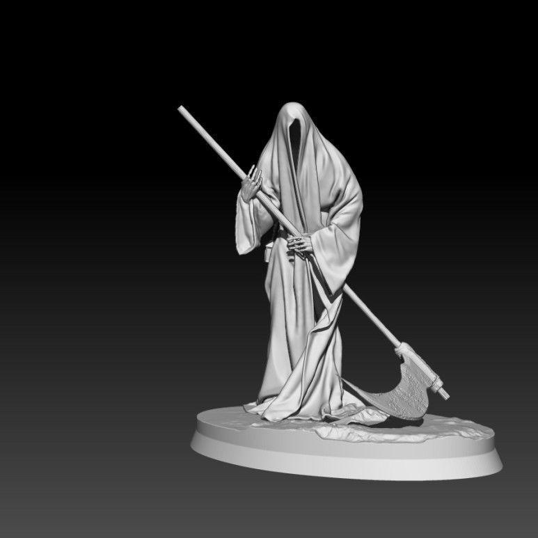 Nighthaunt Endless Spell Grim reaper Scythe