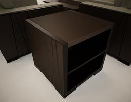 seats tables 3D