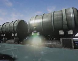 Water Tank 3D Model