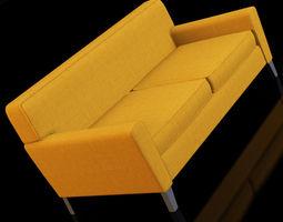 3D Condo Studio Sofa