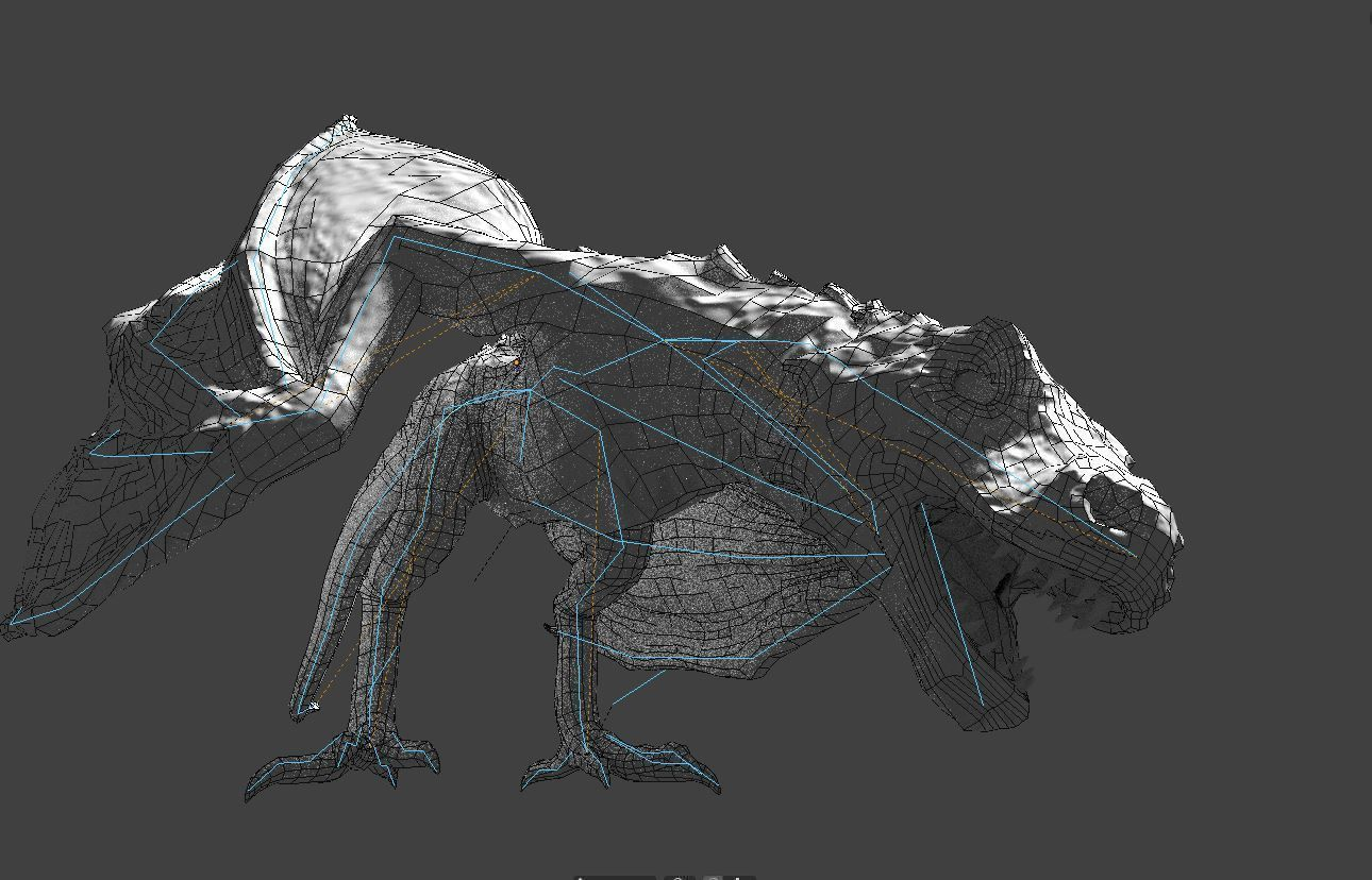 Wyvern esc Dragon