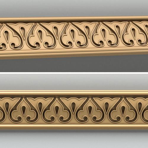 molding 008 3d model max obj mtl fbx stl 1