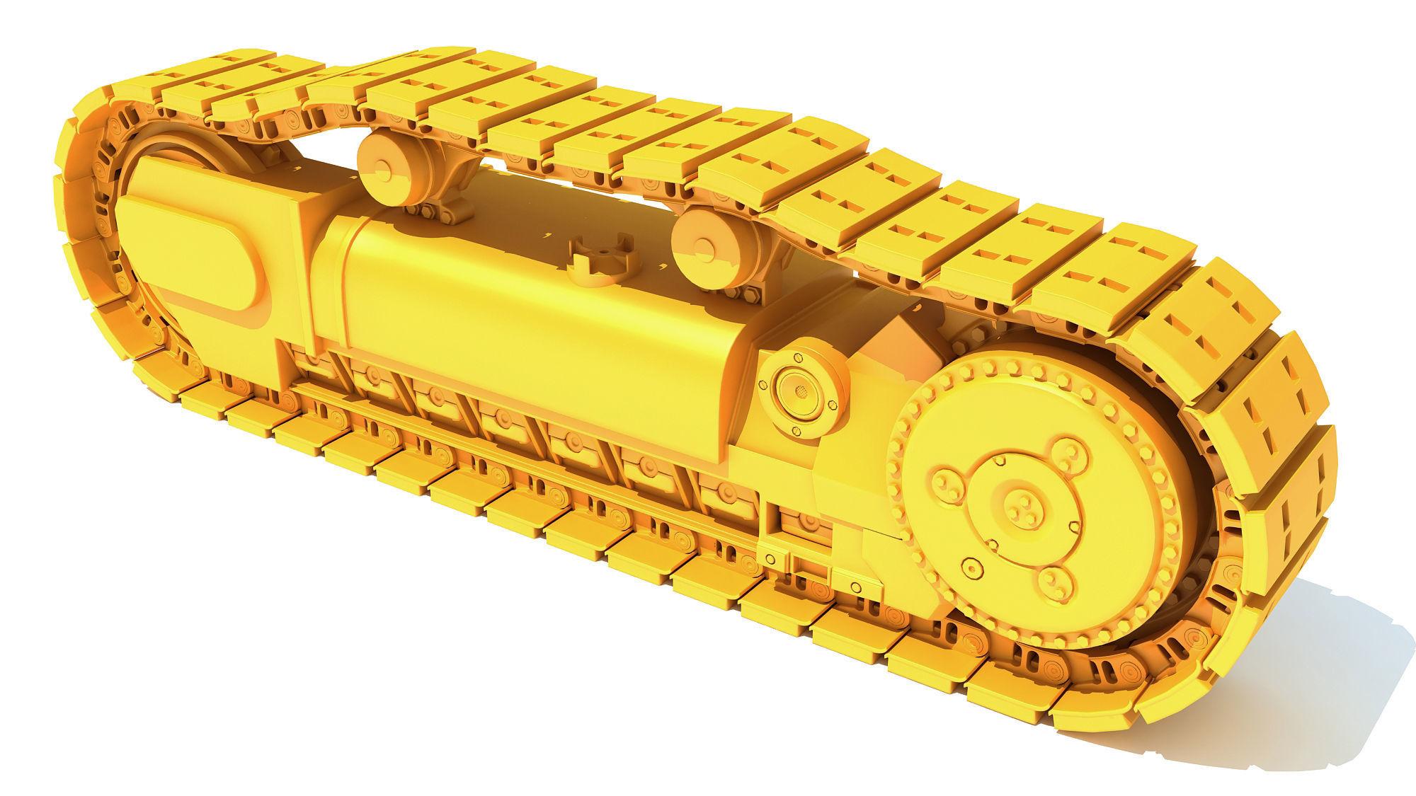 Excavator Track