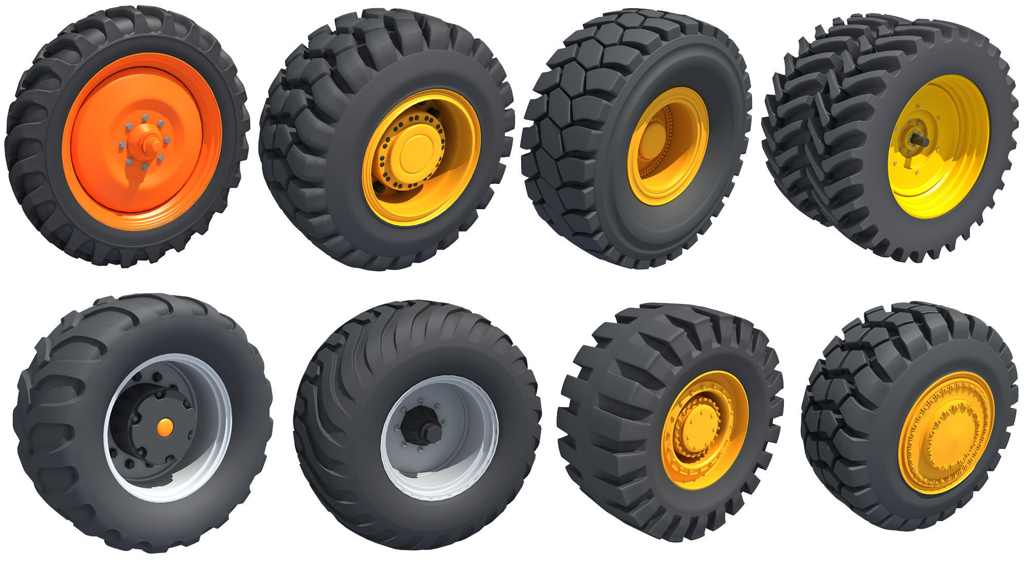 8 Tyres Collection