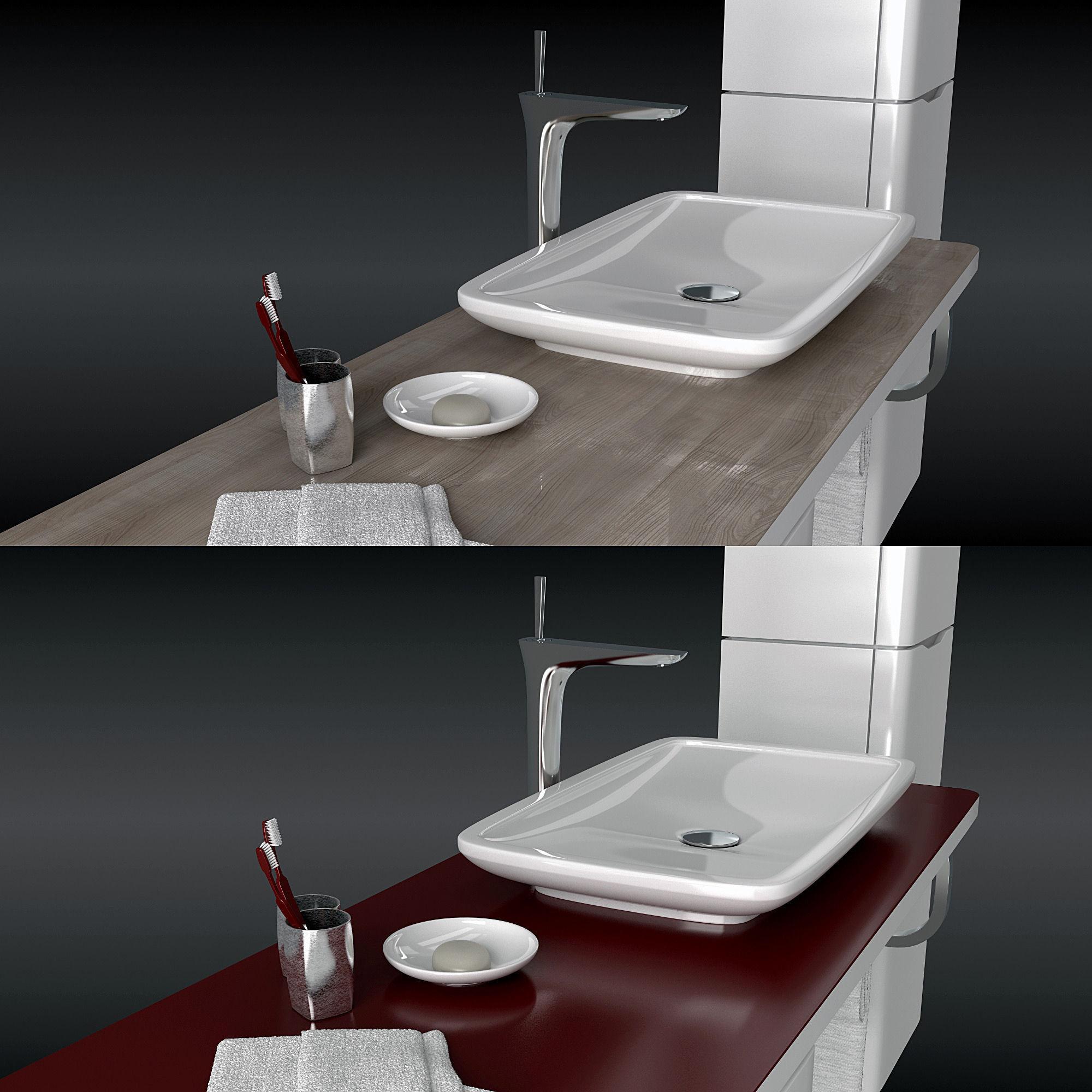 Attractive Duravit Bathroom Accessories Pattern   Bathroom Ideas .