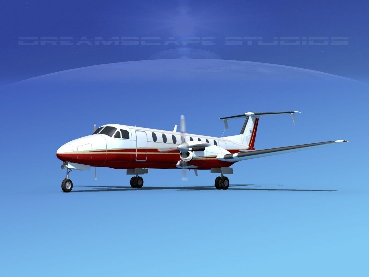 Beechcraft B1900C V11