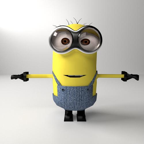 Minion3D model