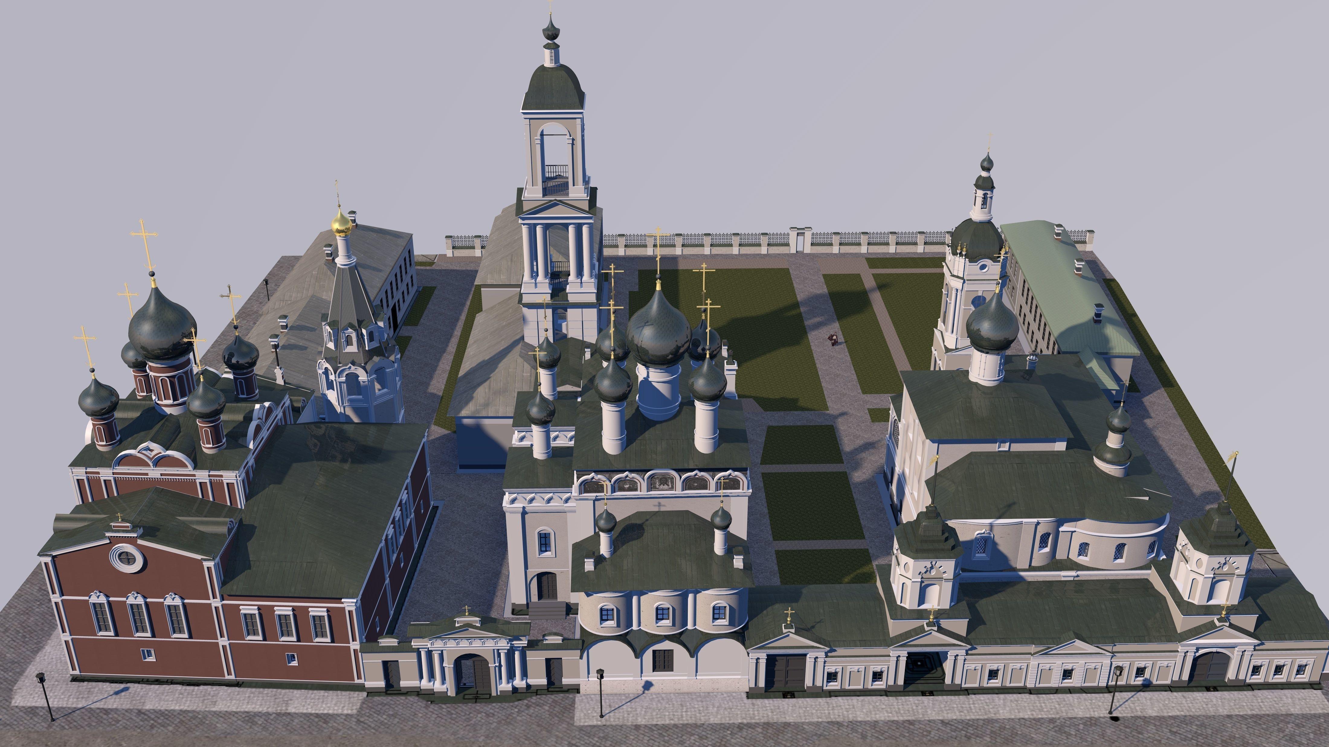 Cyril-Athanasievsky monastery