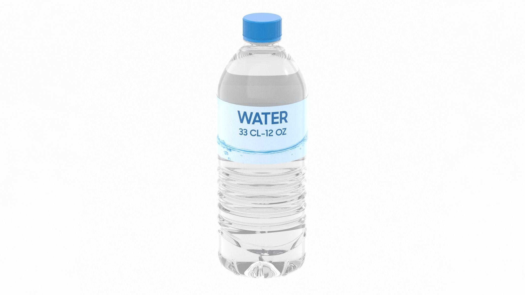 Water Bottle 33CL 12OZ Generic