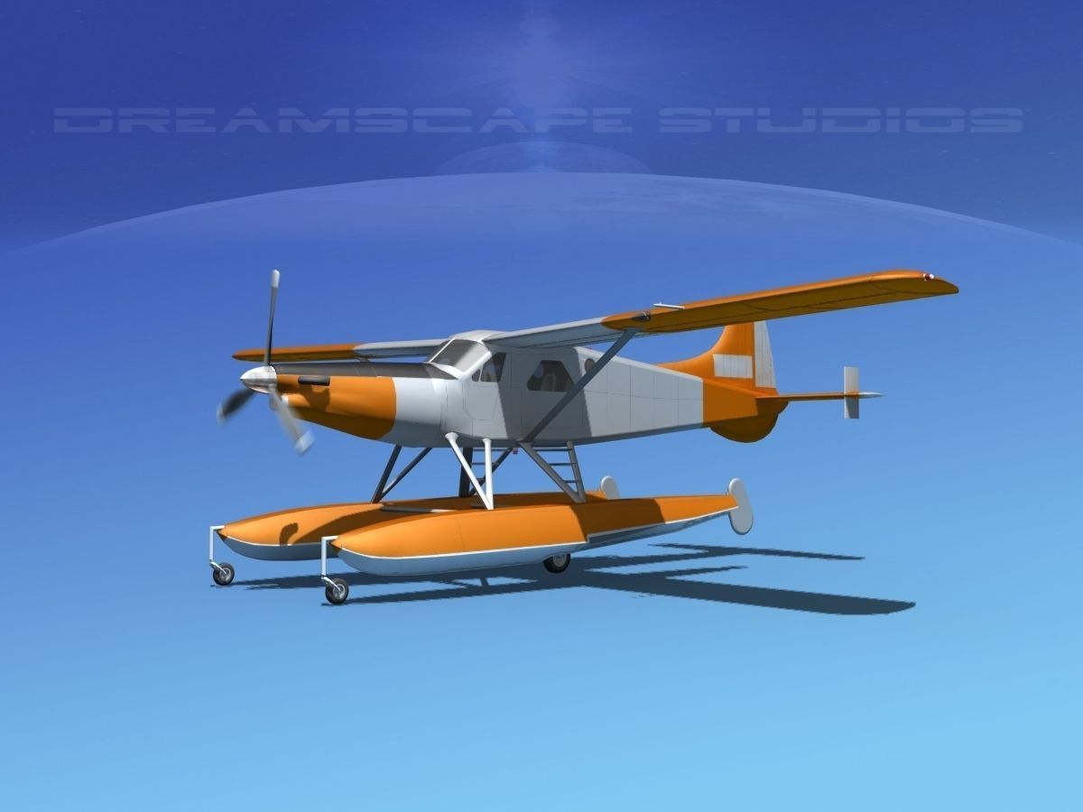 DeHavilland DHC-2 Turbo Beaver V04