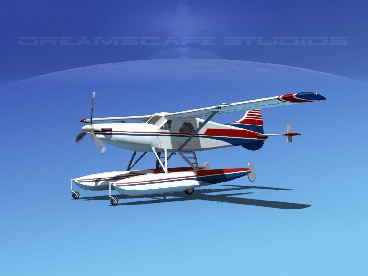 DeHavilland DHC-2 Turbo Beaver  V10