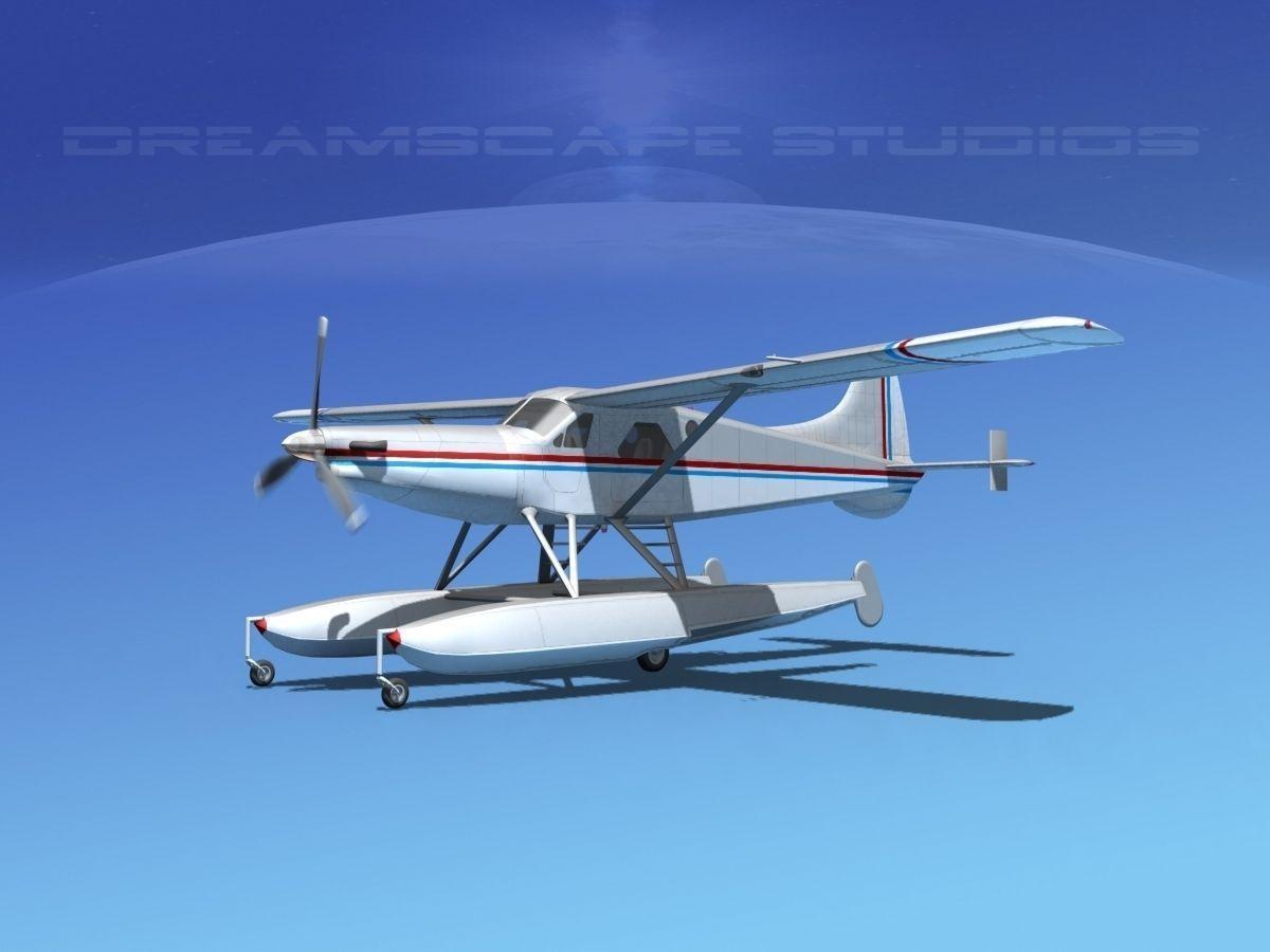 DeHavilland DHC-2 Turbo Beaver V16