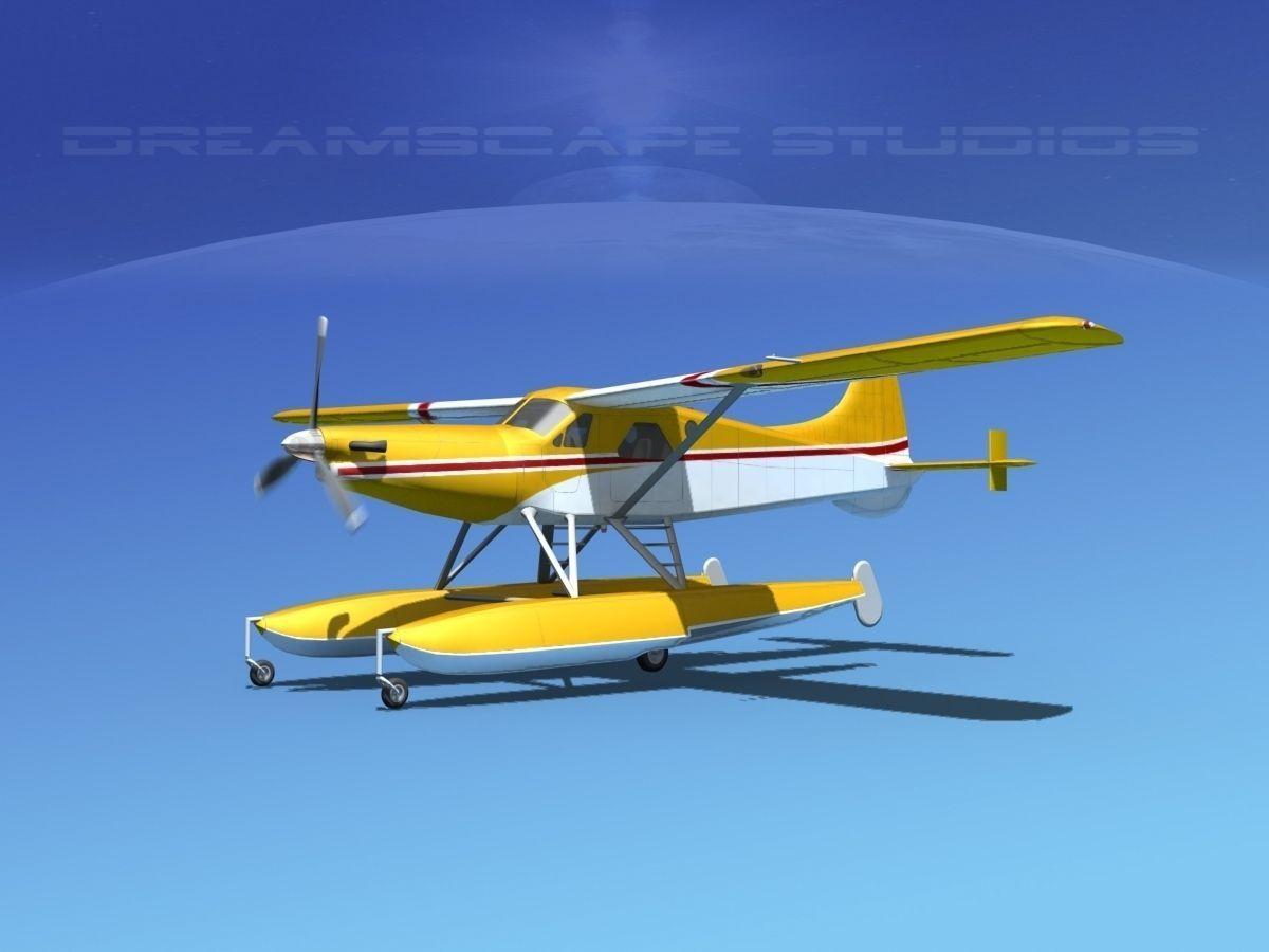 DeHavilland DHC-2 Turbo Beaver V19