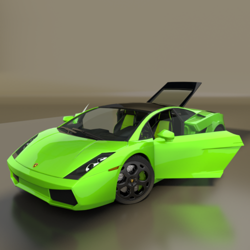 2013 Lamborghini Gallardo Interior: Lime Green Lamborghini Gallardo Super Car Digest Pictures