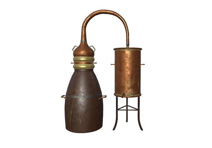 Distiller Old