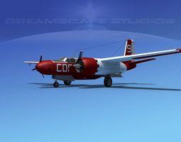 Douglas Connair 322 V03 3D