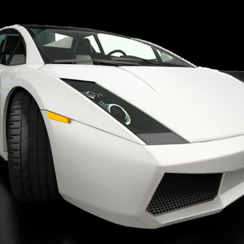 2011 Lamborghini Gallardo Exterior: White Lambo Gallardo Interior Exterior Car