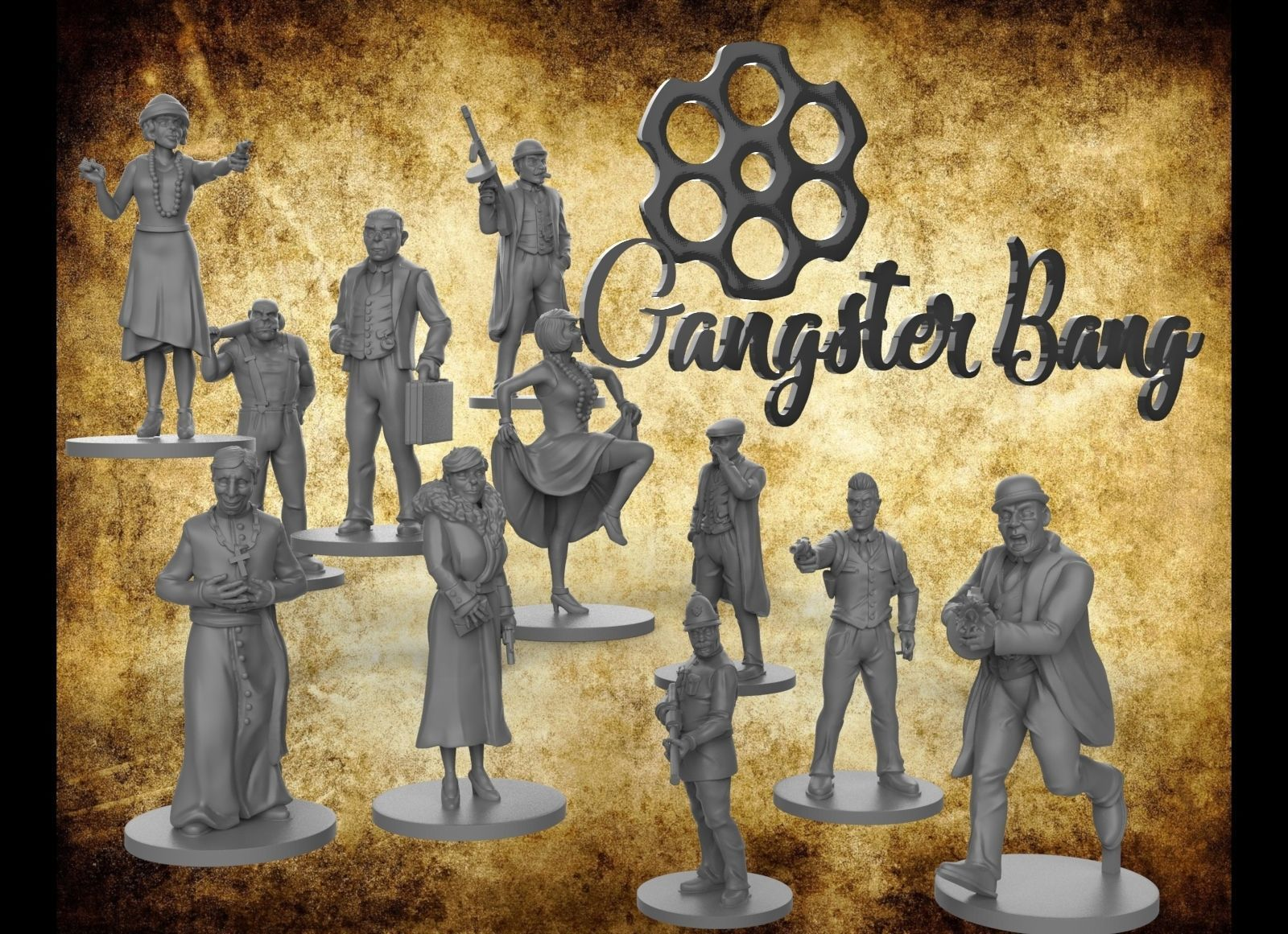 Gangster Bang collection