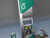 Petronas Fuel Dispenser Unit 3D Model