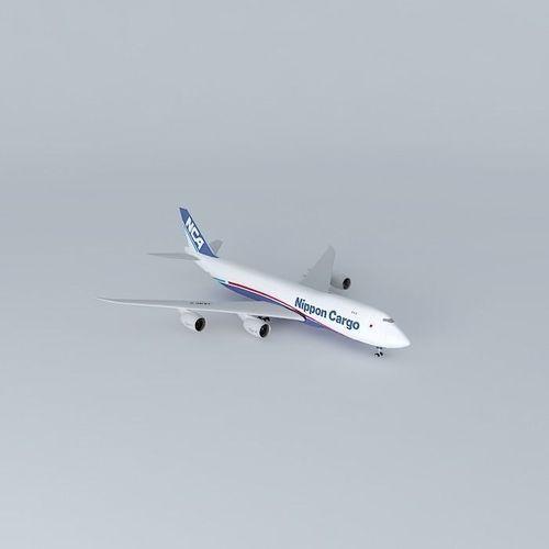 NCA Boeing 747 8KZF SCD JA11KZ New Livery 2015