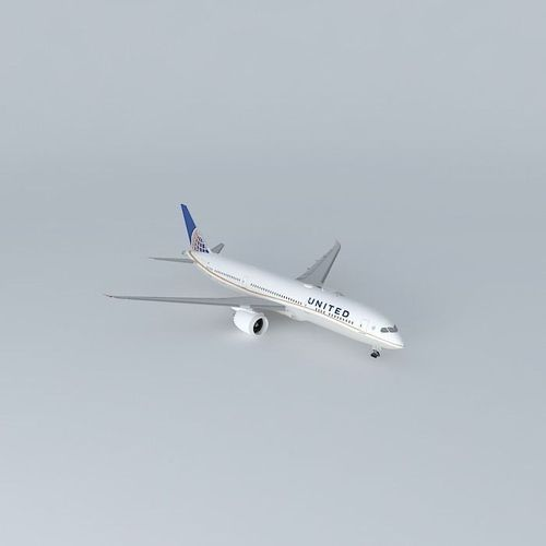 United Airlines Boeing 787 9 Dreamliner N27958 2015 Wi-Fi Dome
