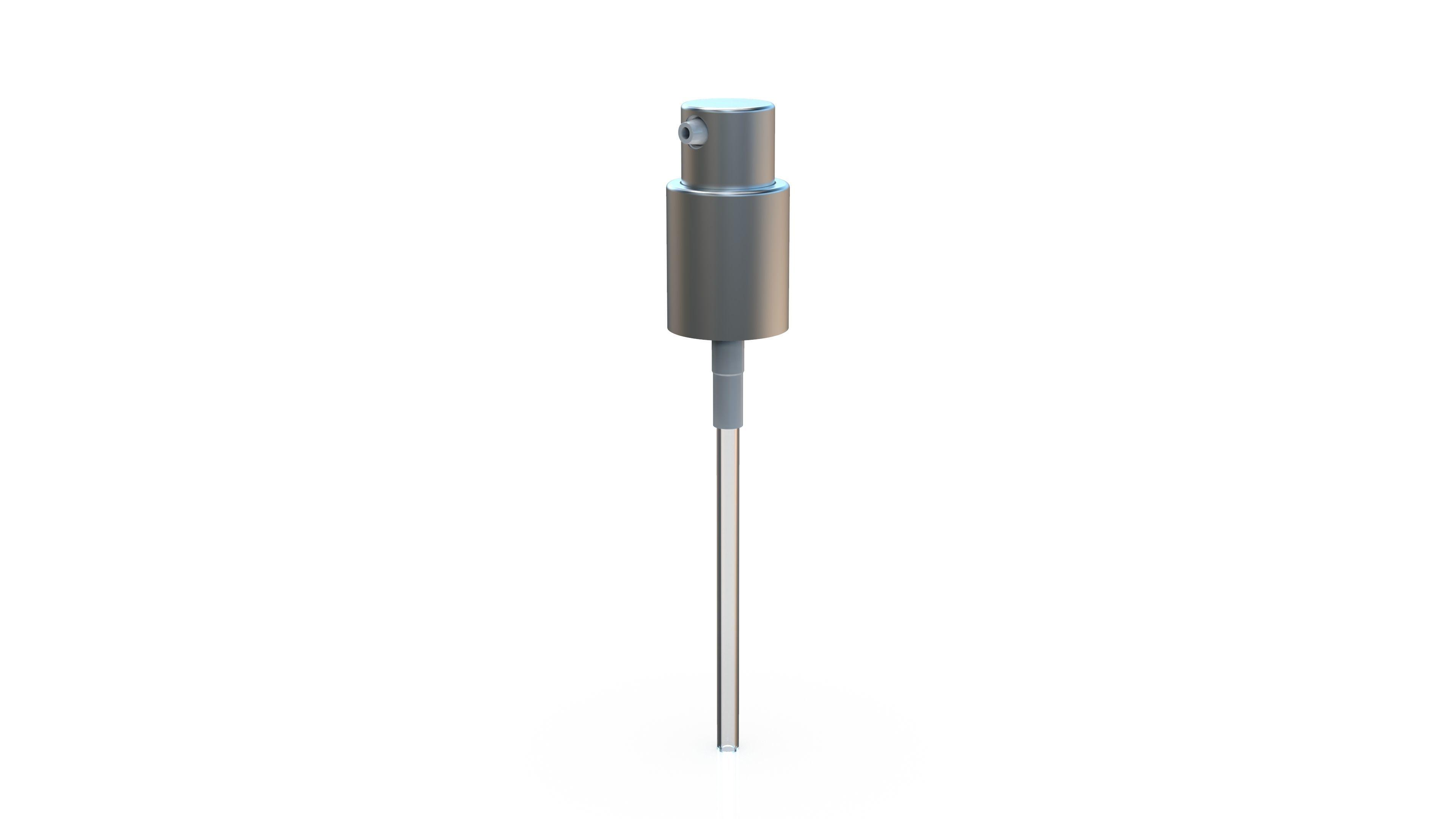 Cream pump - L pipe - 68 mm - Thread SP-415-18 - PT18415WSS-C2F
