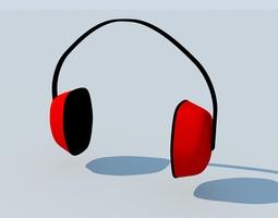Headphones Max 2011 3D