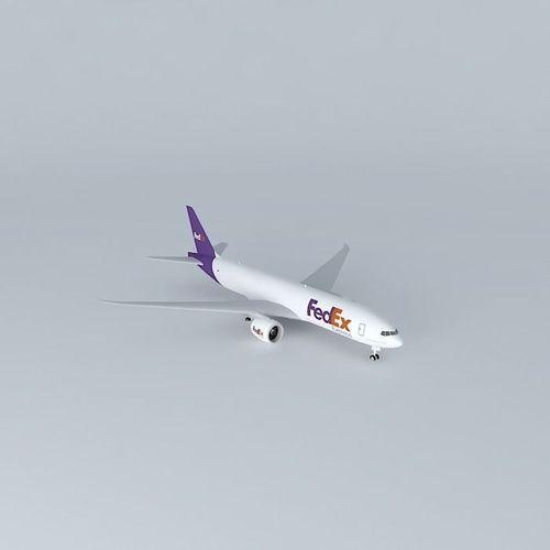 FedEx Express Boeing 777 F28 2013