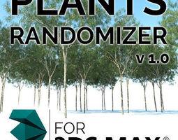 3D Plants Randomizer v 1 0
