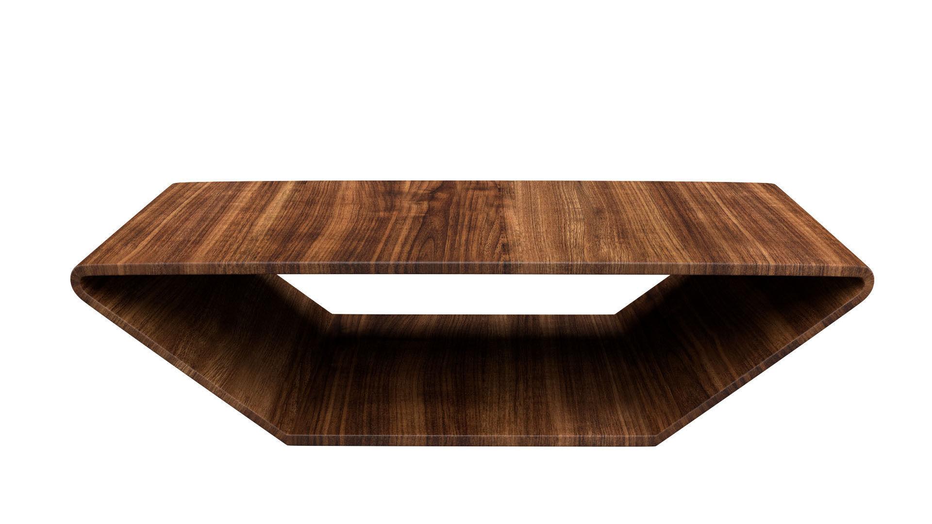 Modern Brasilia Coffee Table 3d Model Obj 3ds Fbx Dae