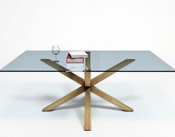 Arya Dining Table 3D model