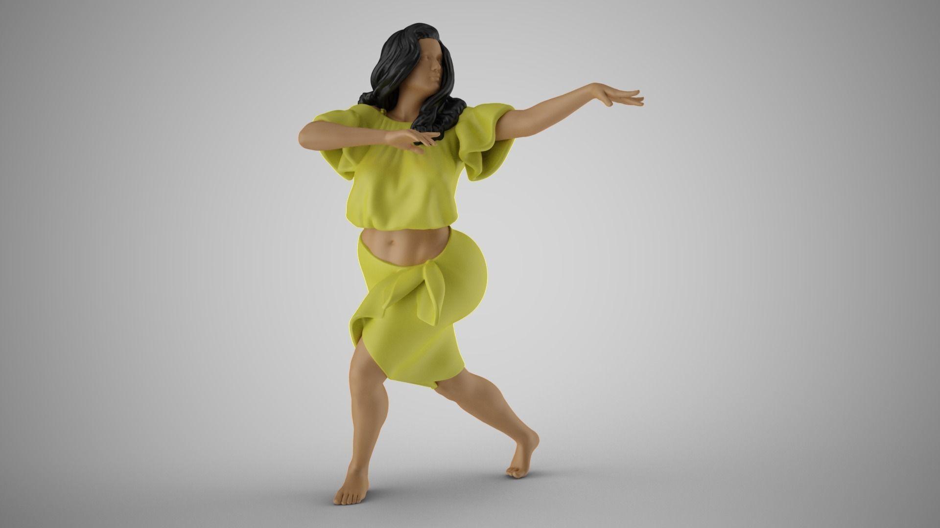 Exotic Dance  2