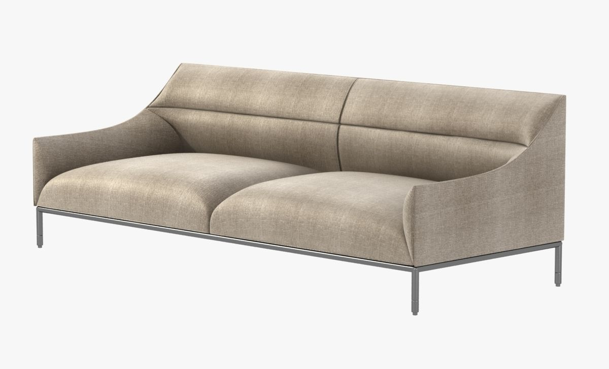Curve Sofa By Enne 3d Cgtrader # Easylounge Meuble Tv