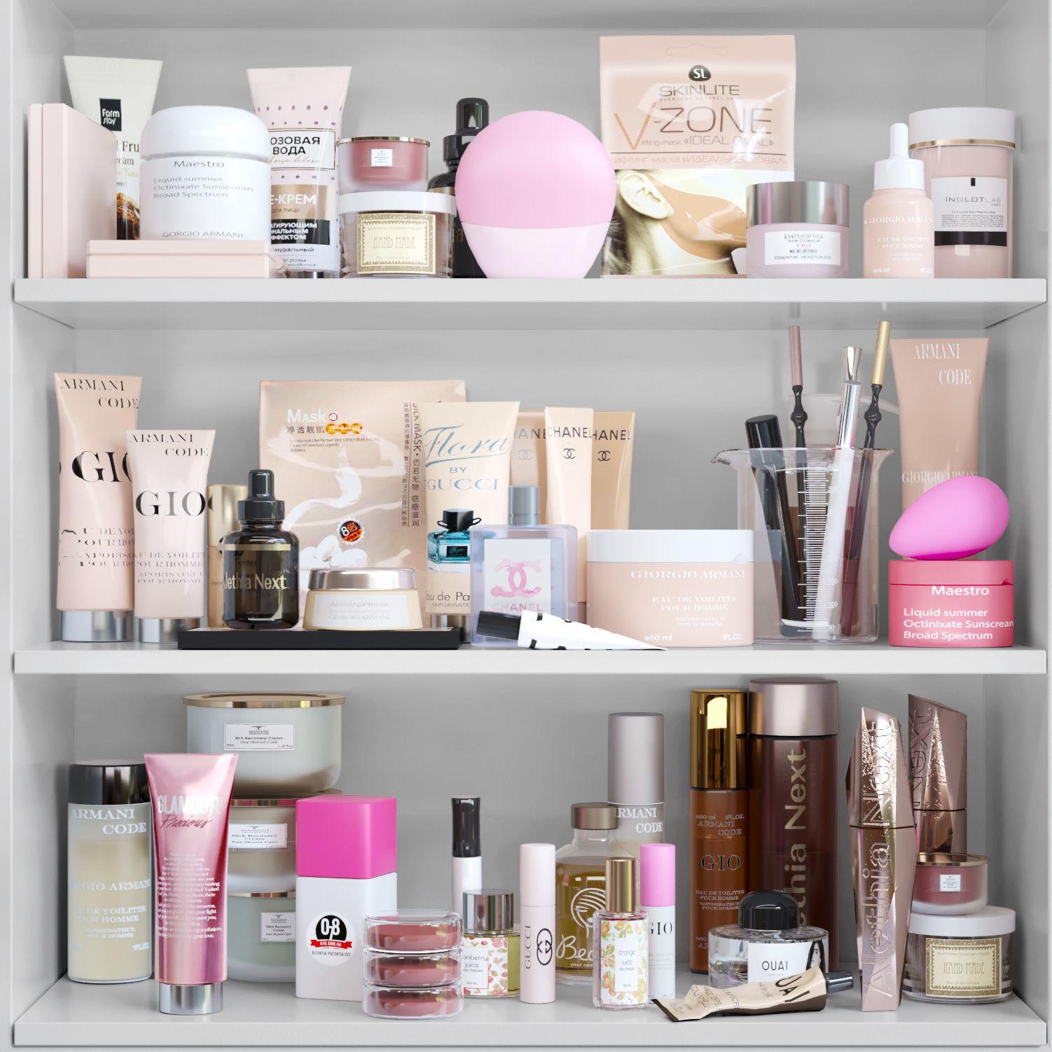 Beauty salon Cosmetics