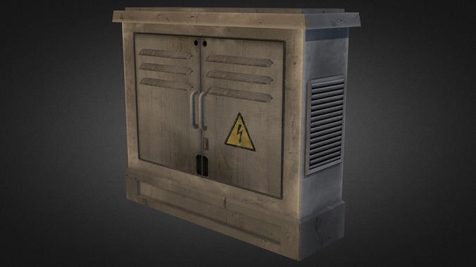 Urbex Game Fuse Box on