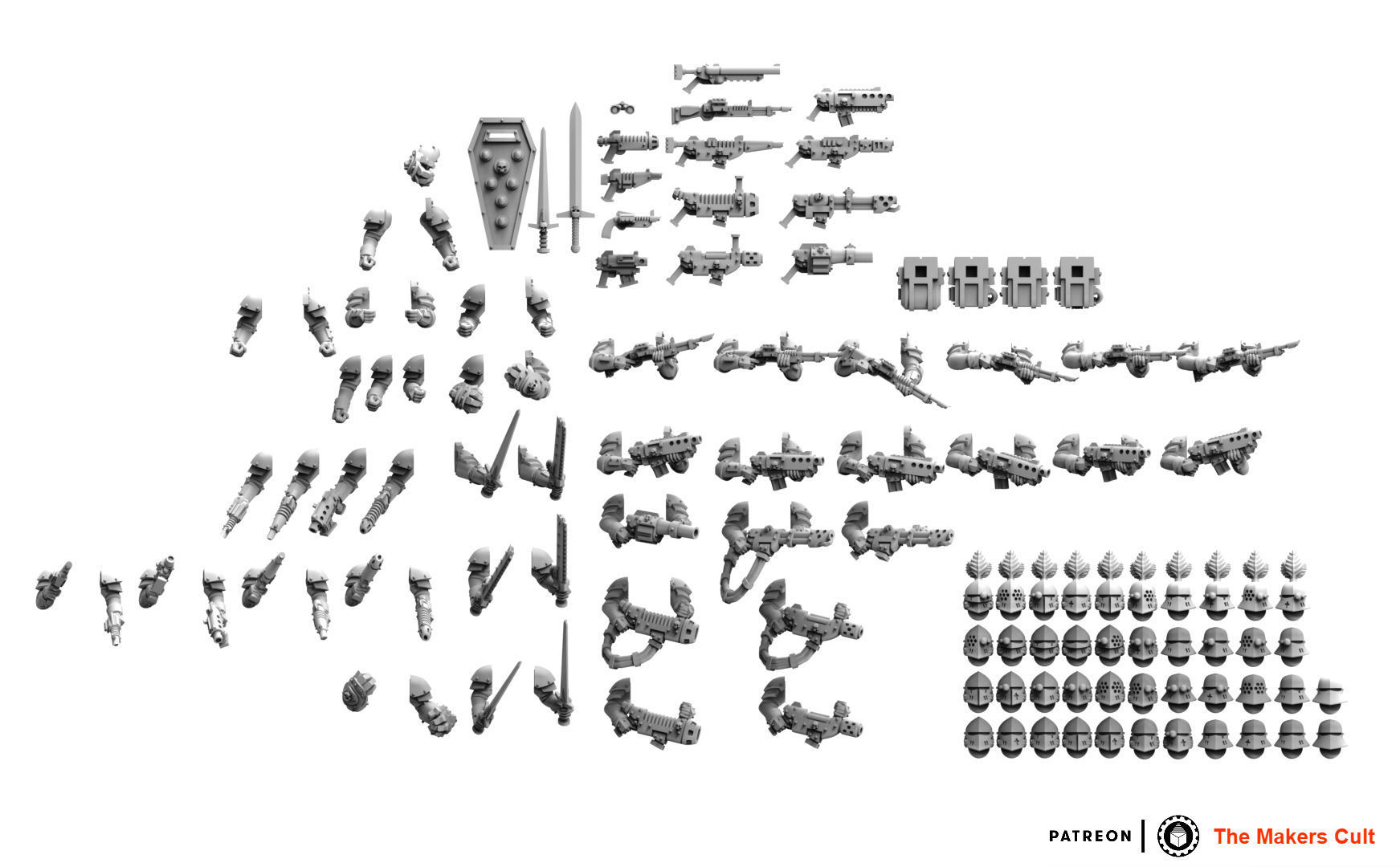 Feudal Guard - Upgrade Pack 1