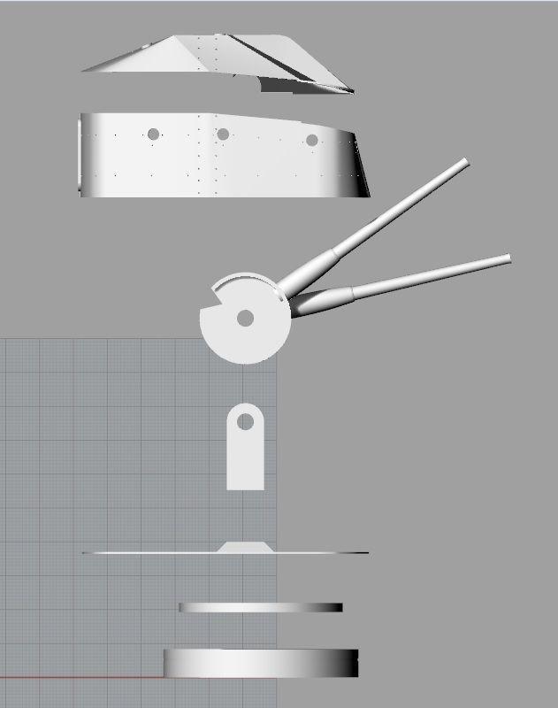 Japanese gun turret