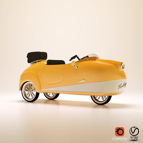 Electric Car Vintage