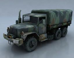 M35A3c 3D Model