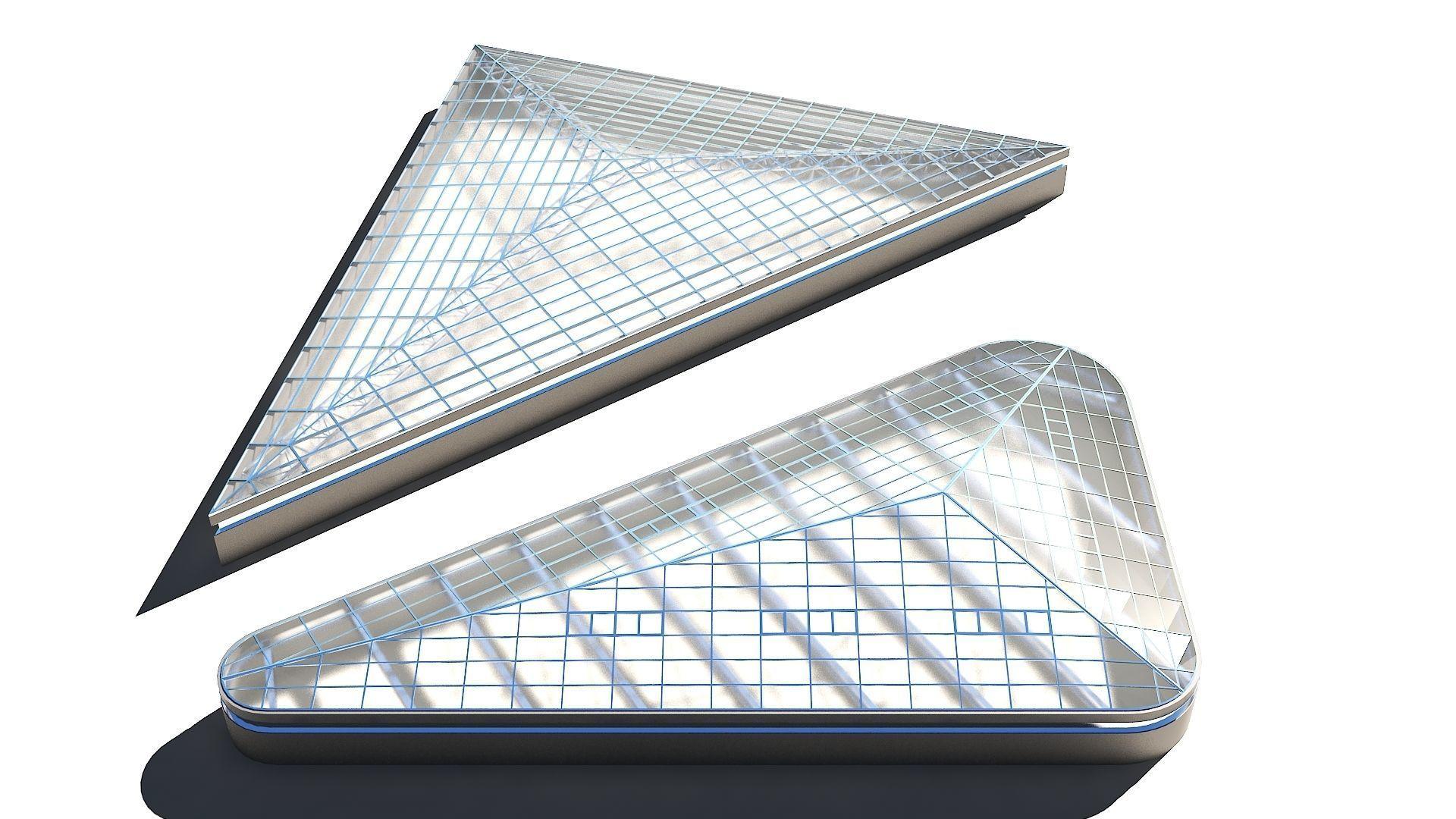 Clerestory triangle
