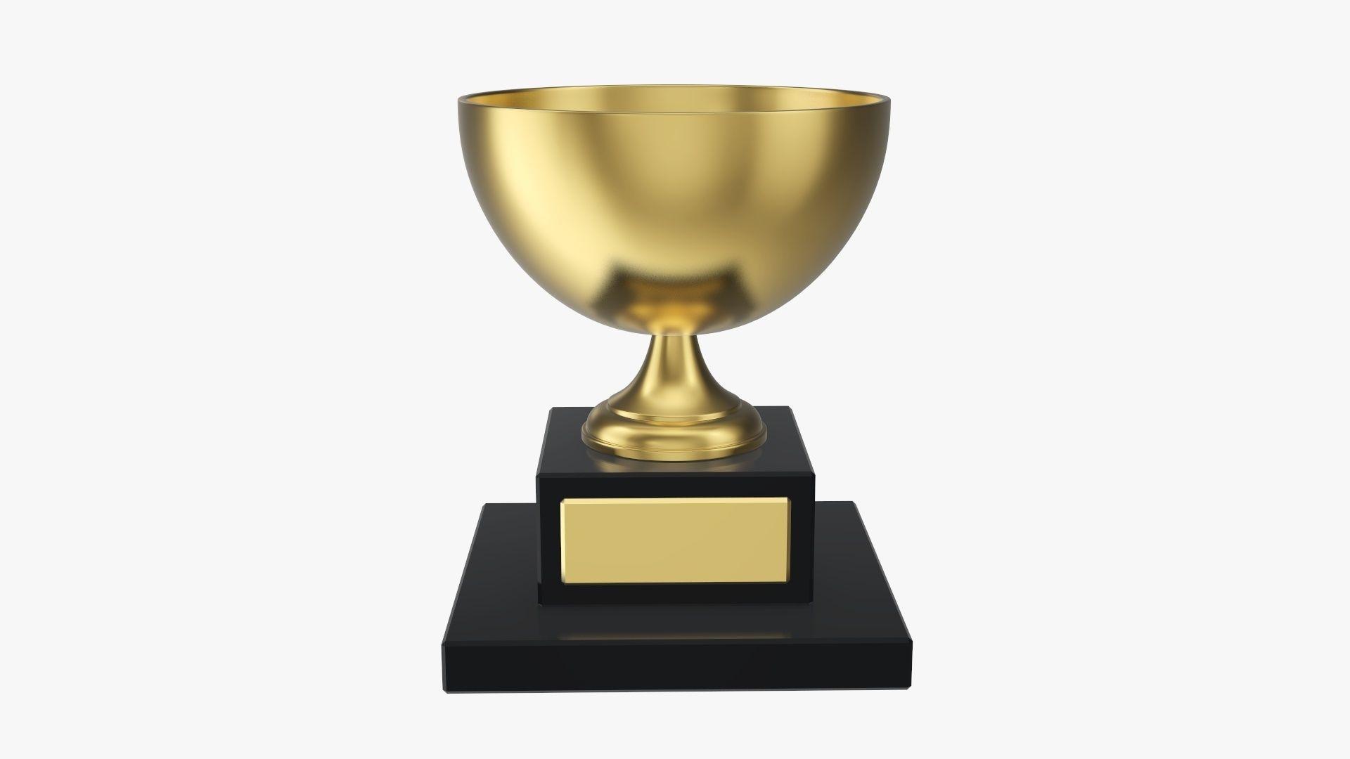 Cup trophy 02